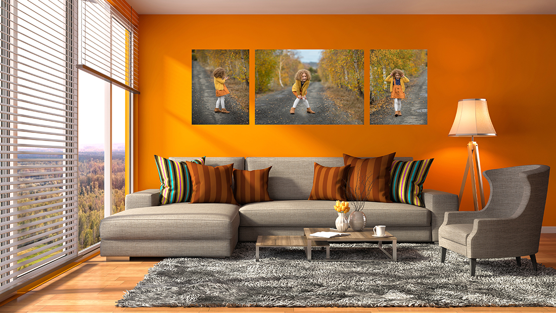 WALL GALLERIES IN CANVAS